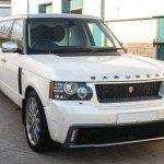 Range Rover Limo Hire